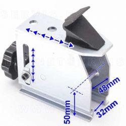 Garras para desmontar neumáticos de motocicleta con desmontadora (4 unidades)