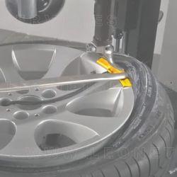 Protector de plástico para llantas de aluminio de turismo y moto