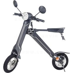 Scoot-i K1 Black Plus, ciclomotor eléctrico matriculable