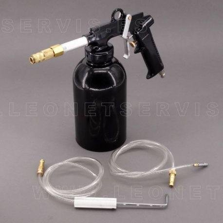 Limpiador profesional del sistema de aire acondicionado 1 litro