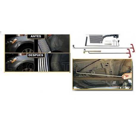 Sistema de reparación de abolladuras 23 piezas