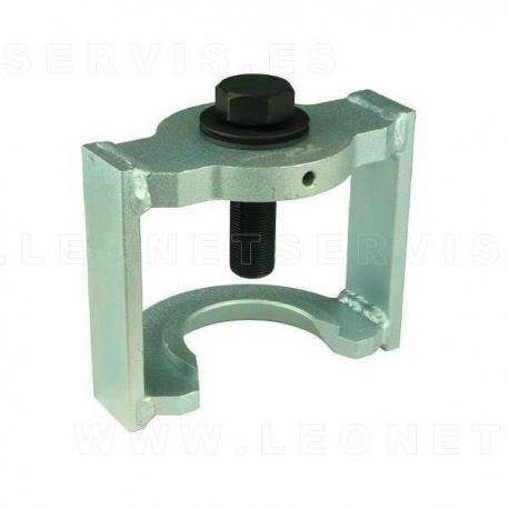 Extractor para bielas de pulmón de freno haldex