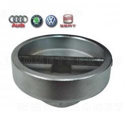 Llave de filtro de aceite para motores VAG diesel