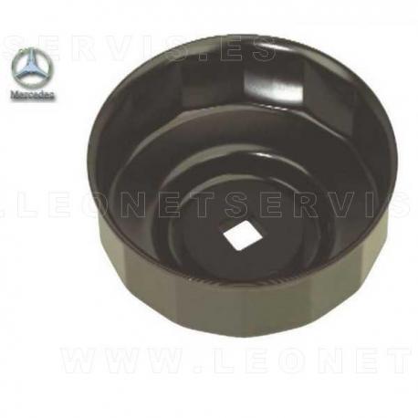 Llave de filtro de aceite para motores Mercedes Benz