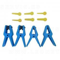 Útiles para taponar manguitos 10 piezas