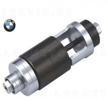 Extractor/instalador silentblocks brazo suspensión trasero BMW series 3