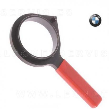 Útil para extraer / instalar rueda dentada de unidad vanos en M50-M52-S50-S52 motores BMW M50/M52/S50/S52