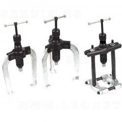 Juego de extractores hidráulicos (separadores 75-105 mm)