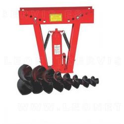 Doblador de tubos hidráulico 12 toneladas
