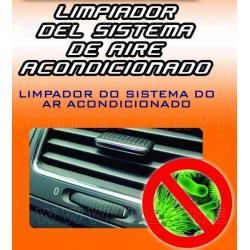 Limpiador profesional del sistema de aire acondicionado