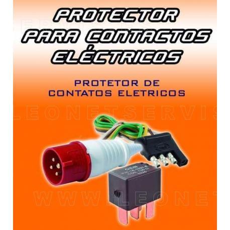 Protector para contactos eléctricos