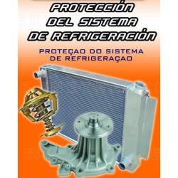 Protección del sistema de refrigeración