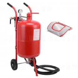 Chorreadora arenadora 70 litros