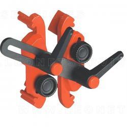 Bloqueador universal de poleas de arboles de levas dobles