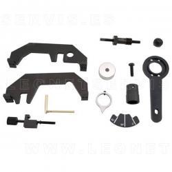 Reglaje motores gasolina BMW N62 / N73