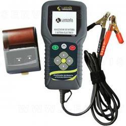 Diagnosis de batería y sistema eléctrico con impresora