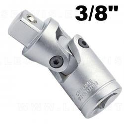 "Adaptador articulado 3/8"", acero crv (50bv30)"
