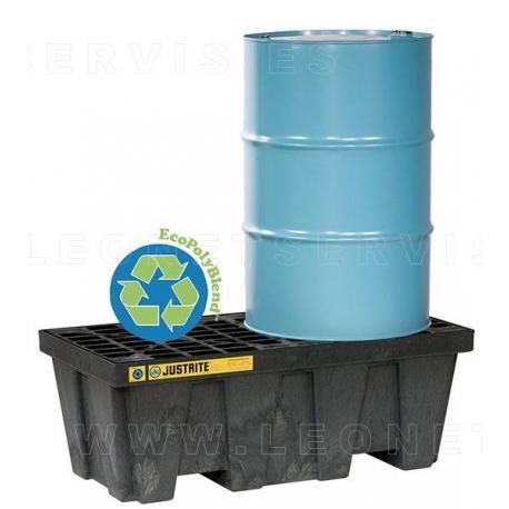 Cubeta recolectora capacidad 250 litros