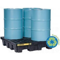 Cubeta recolectora capacidad 276 litros