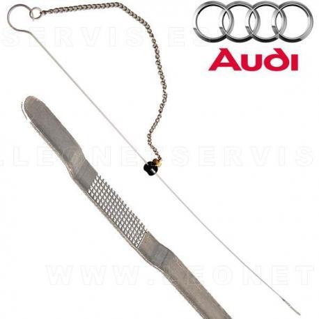 Varilla de aceite para motores Audi