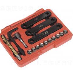 Reparador de roscas de caliper de frenos M9