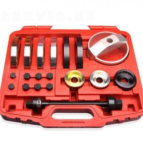 Juego para instalar y extraer rodamientos de 2ª generación para VAG