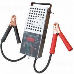 Comprobador digital de baterías