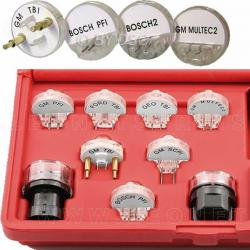 Juego de comprobación de sistema eléctrico de inyección, 11 piezas