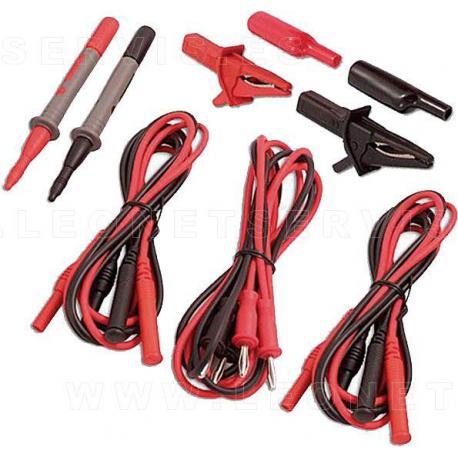 Set de accesorios para multímetros
