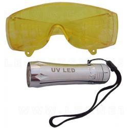 Kit de fugas de A/A por ultravioletas