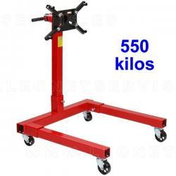 Soporte de motor 550 kilos