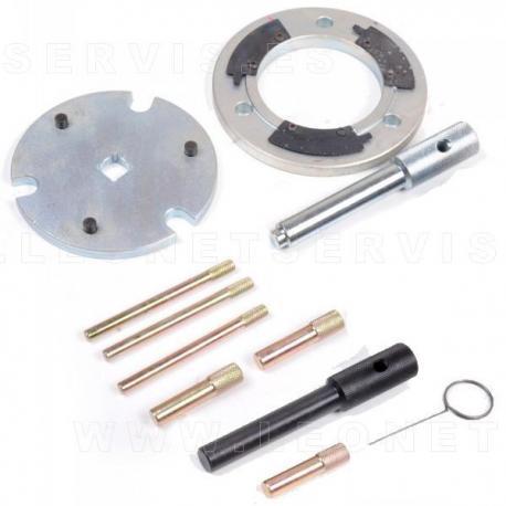 Conjunto reglaje motores Ford, Citroen, Fiat, Jaguar, Land Rover, y Peugeot  2.0D, 2.2D y 2.4D Duratorq