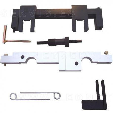 Conjunto de reglaje motor BMW 1.6i, 2.0i N43 con cadena