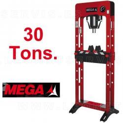 Prensa Mega 20 toneladas compacta monobloc