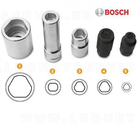 Vasos para bomba inyectora Bosch, 5 pzs