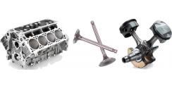 Herramientas para cilindros, pistones y válvulas de motor