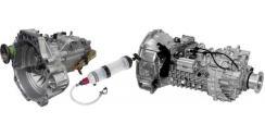 Transmisión, caja de cambios manual, automática ATF