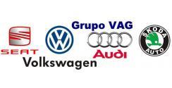 Grupo VAG: Seat, Audi, Skoda, Wolkswagen