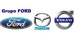 Ford y Volvo