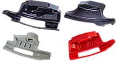 Uñas de nylon para desmontadoras